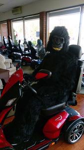 Steptember Gorilla