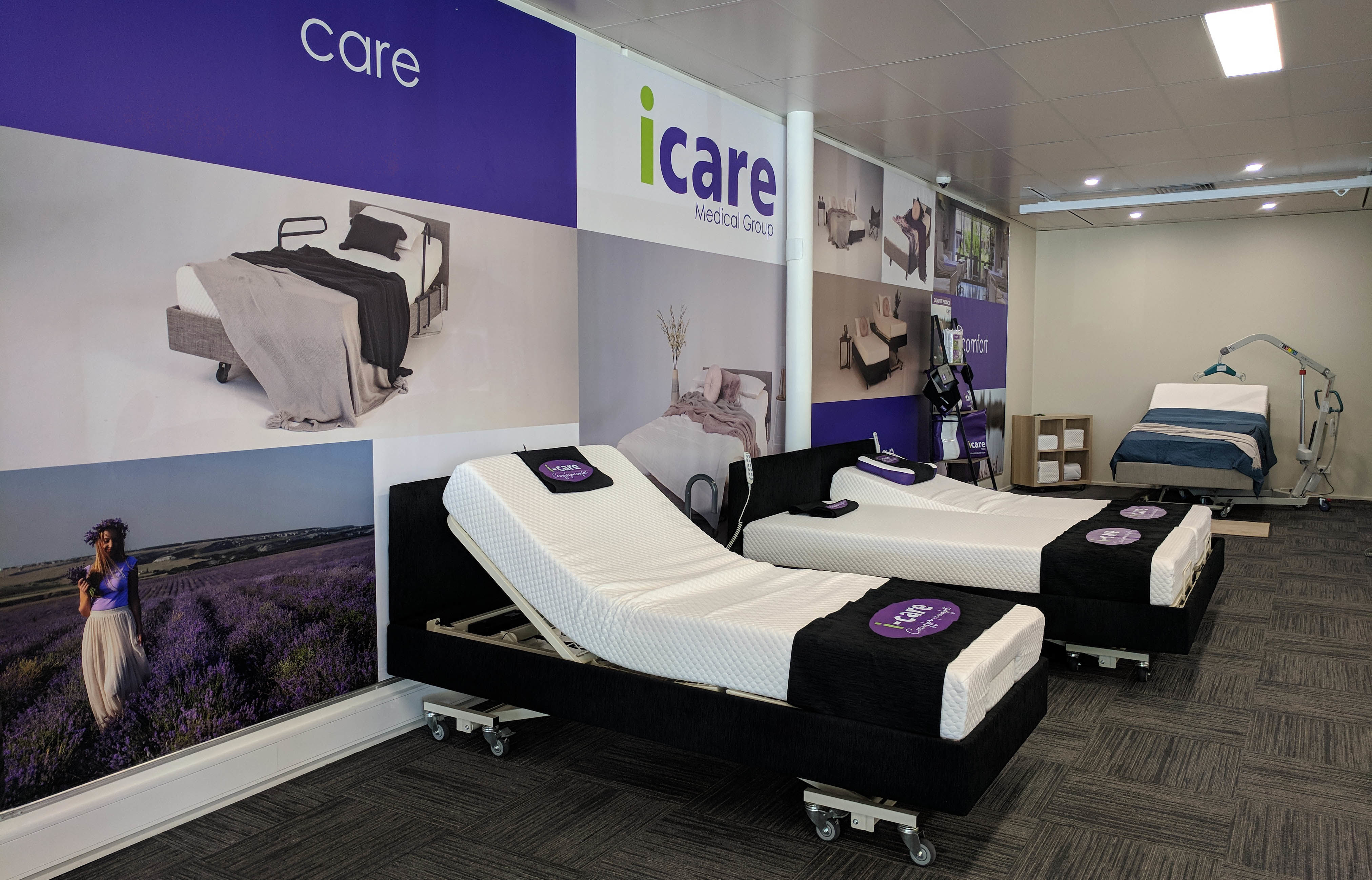 Traralgon Showroom ICare Beds