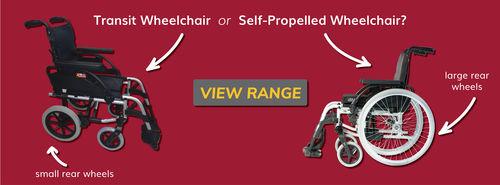 View Wheelchair Range