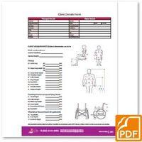 Client Details Form