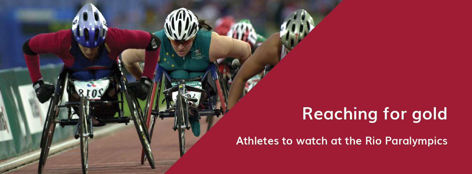 Paralympians to Watch in Rio 2016