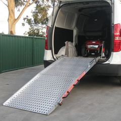 Vehicle Access Ramps