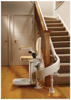 Acorn Stairlift Access Rehabilitation Equipment