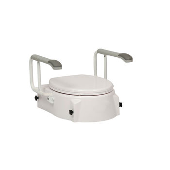Adjustable Over Toilet Seat