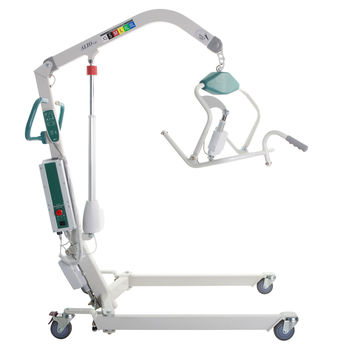 Alto Patient Lifter with Powered Pivot Frame