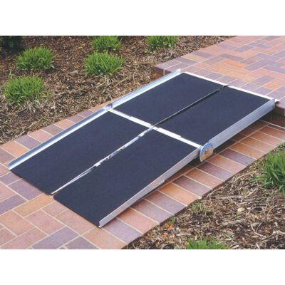 Aluminium Multi Folding Lightweight Ramp