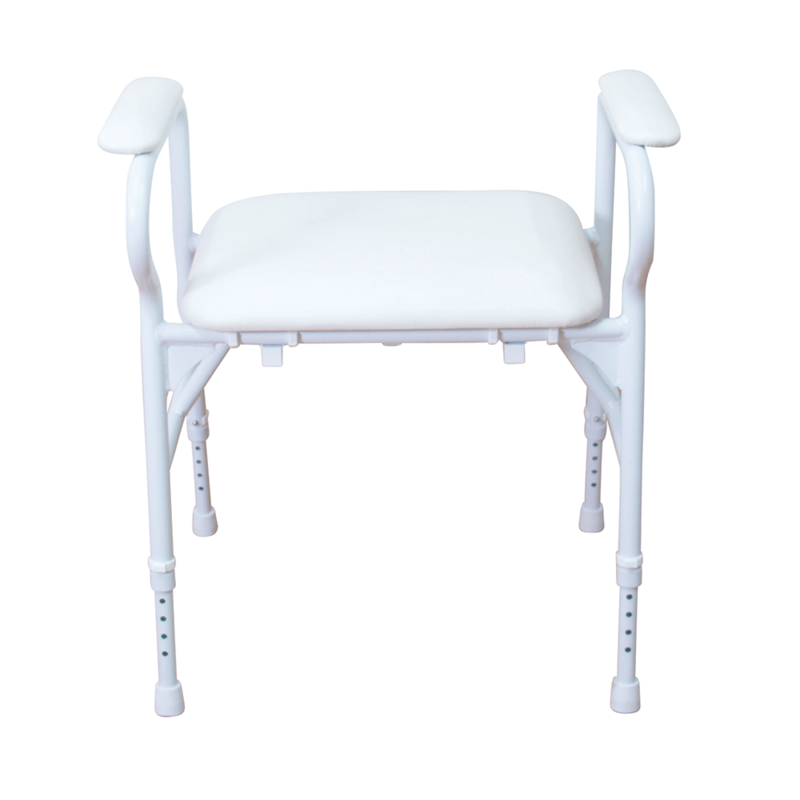 Bariatric Shower Stool  Maxi Adjustable