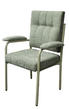Bishop Comfort Lumbar Support Adjustable Chair