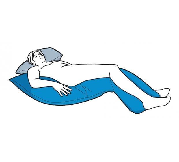 Care Wave Decubitus Postural Cushion
