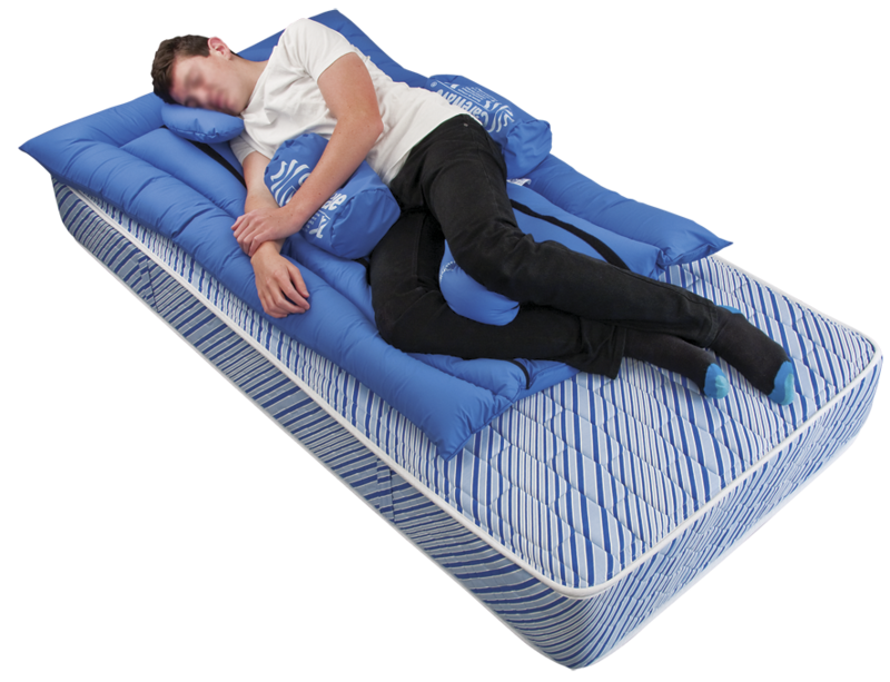 Care Wave Lying and Positioning System