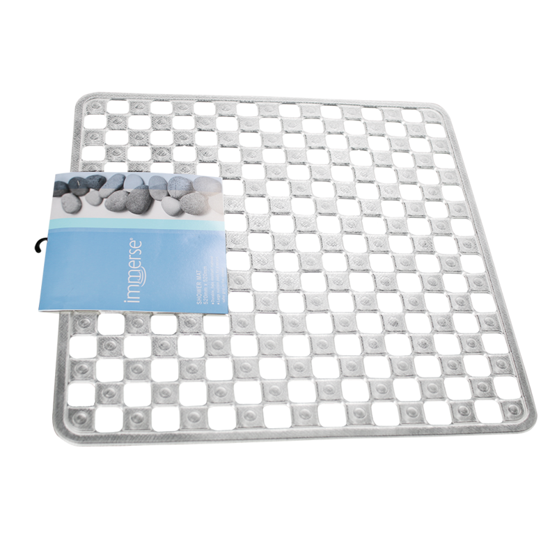 Deluxe AntiSlip Suction Shower Mat
