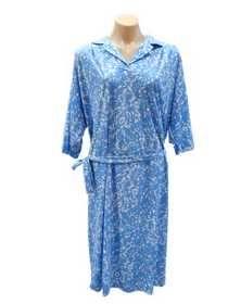 Dress Long + Short Sleeve