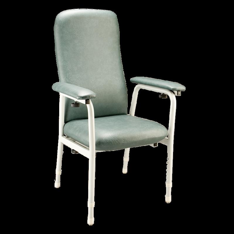 Adjustable highback chair