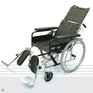 Glide Series 3 Reclining Backrest Wheelchair