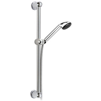 Hand Held Shower on Rail