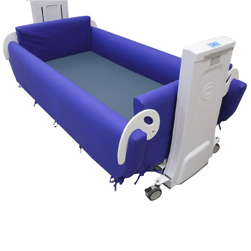 High Protection System for Deutscher Floorlevel Bed