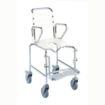 KCare Junior Mobile Shower Commode