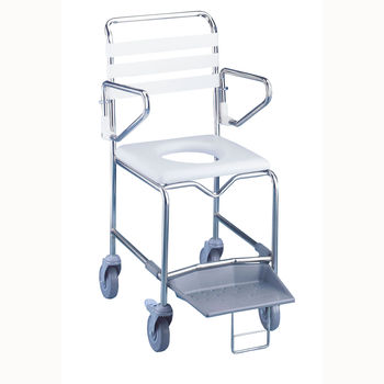 KCare Transporter Commode