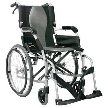 Karma Ergo Lite  Self Propelled Wheelchair