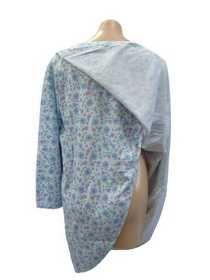 Nightie Long Sleeve-back view
