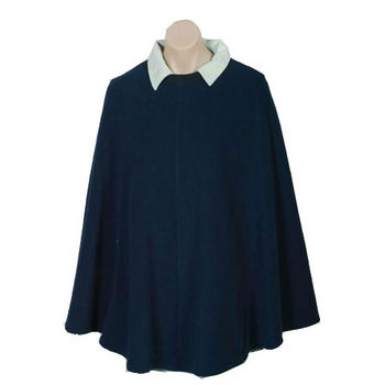 Polar Fleece Day Poncho  Mens + Ladies