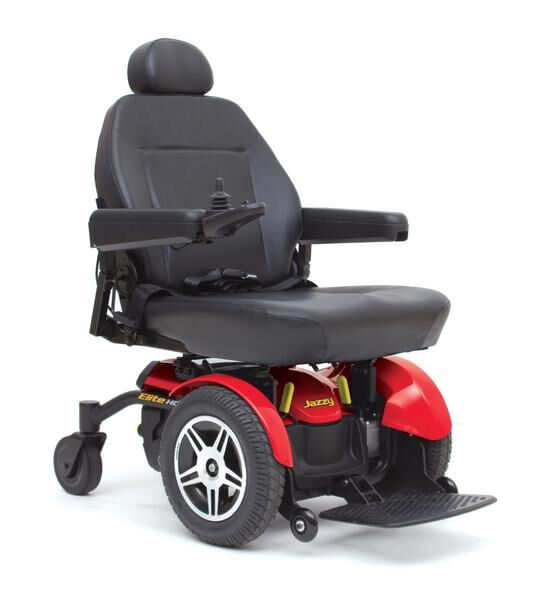 Pride Jazzy Select 14XL Powerchair