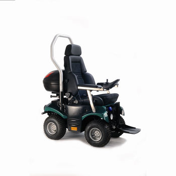 Pride P4 4x4 Off Road Wheelchair