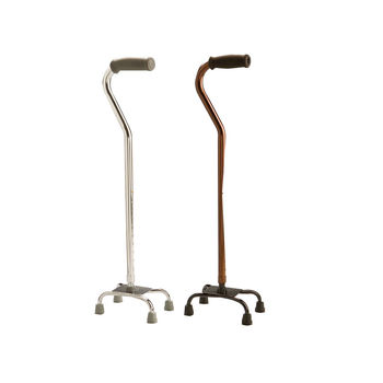 Quad Support Sticks   Low Profile base