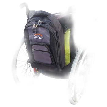 Quickie Wheelchair Back Pack