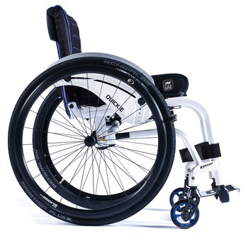 Quickie Xenon Dual Lightweight Wheelchair