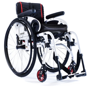 Quickie Xenon SA Lightweight Wheelchair