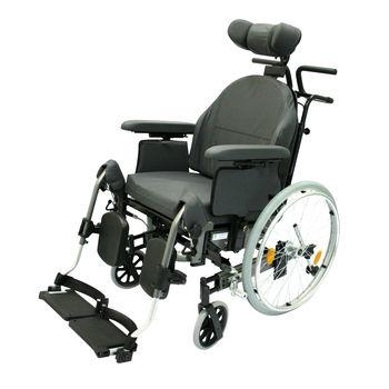 Relax Tilt + Recline Wheelchair