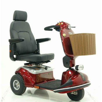Shoprider 3 Wheel Scooter 778HD