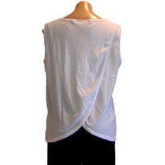 SingletVestUnder Shirt-back view