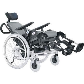 Spring Tilt Recline Wheelchair