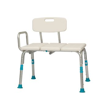 Transfer Bench   Plastic Seat