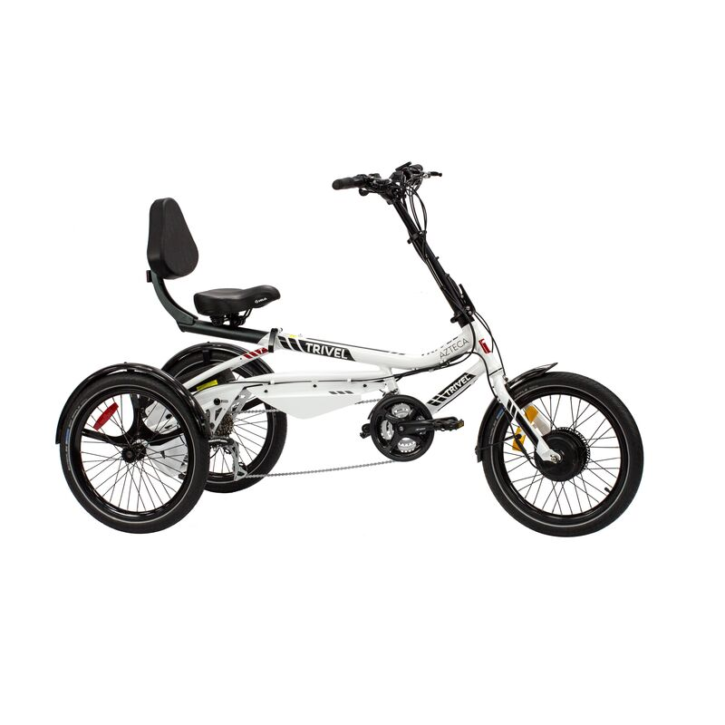 Trivel EAzteca Electric Adaptive Trike