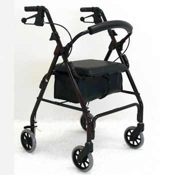 Wheelie Walker - Standard with 6 inch castors