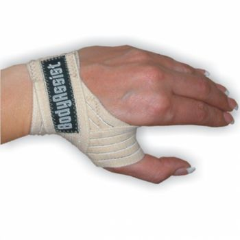 Wrist Care   220 Elastic Thumb Lock Strap