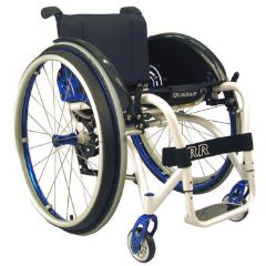 Quasar Rigid Frame Ultralight Wheelchair