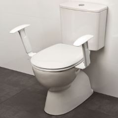 Numo Arms Toilet Support