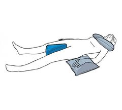 Abductor Postural Cushion