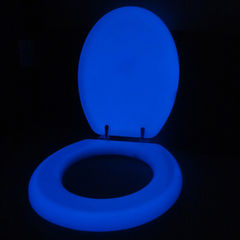 Allure Glow in the Dark Toilet Seat