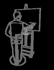 Armon Edero Support Arm Teacher Drawing