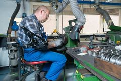 Armon Edero Support Arm Welding Work