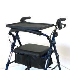 Attachable Wheelie Walker Tray Table