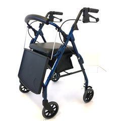 Attachable Wheelie Walker Tray Table