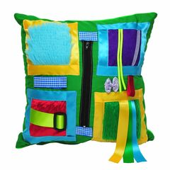 Emerald Green Cushion