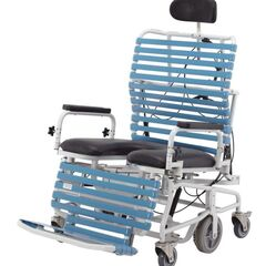 Broda Bariatric Shower Commode Chair