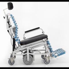 Broda Bariatric Shower Commode Chair